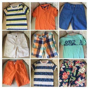 Boys 4T clothes lot bundle outfit